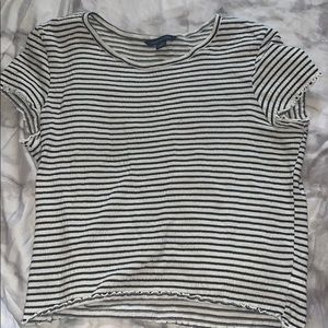 American Eagle striped tee!